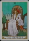 Lucia's Cards, The Empress