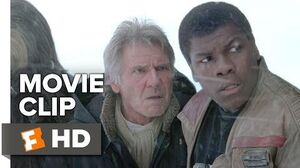 Star Wars The Force Awakens Movie CLIP - That's Not How the Force Works (2015) - Movie HD