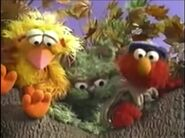 CTW Sesame Street Elmo's Musical Adventure The Story of Peter and The Wolf Peter Elmo Oscar the grouch cat and Zoe Bird