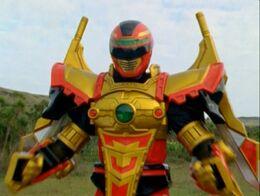 Red Sentinel Ranger