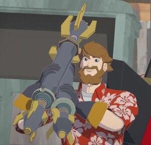 Denny and Decepticon Hunters