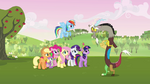 Main cast and Discord make peace S03E10