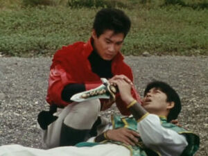 Zyuranger episode 42