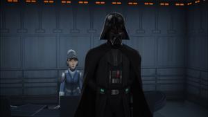 Darth Vader expects