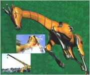 Giraffezord