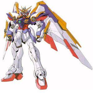 Gundam Wing Gundam Zero FIX
