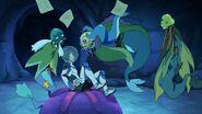 Lance, Plaxum, Swirn and Blumfump