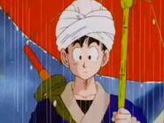 Teen Goku first appearance