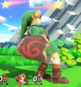 Young Link's Dizzy Animation Super Smash Bros Ultimate