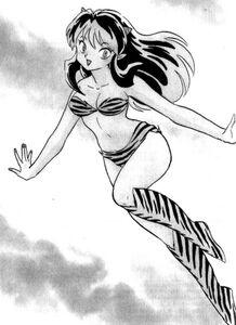Lum in Manga