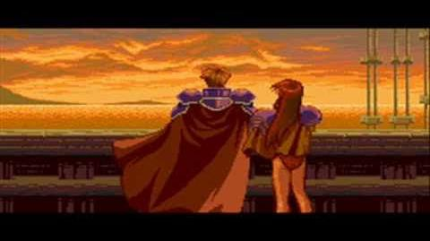 PC Engine Visual Scenes Legend of Xanadu II complete Part 2