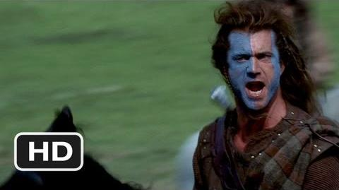 They Will Never Take Our Freedom - Braveheart (3 9) Movie CLIP (1995) HD