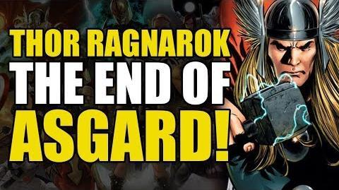 Thor Ragnarok How Thor Dies In The Comics (Marvel Full Story)