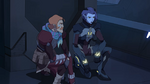 Acxa Makes a Plan with Coran