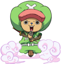 Chopper's Second Wano Country Arc Outfit