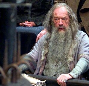 Gambon Dumbledore 1981
