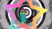 Perry bailando