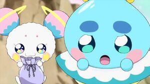 STPC21 Prunce is surprised that Blue Cat is a Cure