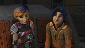 Sabine & Ezra's Secret