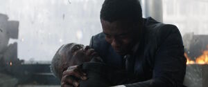 T'Challa-mourns