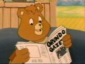 Teddygazzette