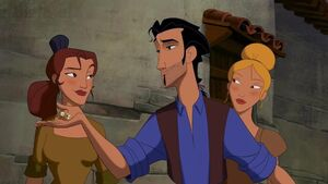The Road to El Dorado Tulio 184eb4973886840bfec1fda679ddba4a
