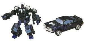 Venom Crossovers Toy