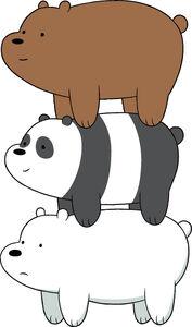 We Bare Bears Bearstack