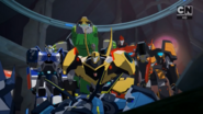 Bee Team (After Cyclonus' downfall)