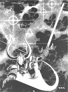 Cosmo Knight (Rifts Dimension Book, Phase World)