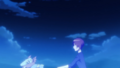 Tapirmon run away from his partner, Maki