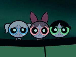 The Powerpuff girls 3