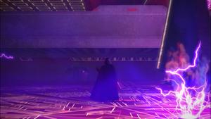 Vader back