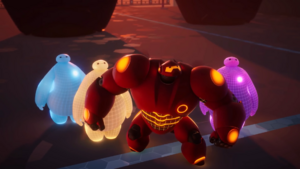 Age Of Baymax