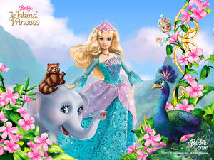 Barbie as The Island Princess Official Stills 10