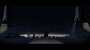 Darth Vader stairs