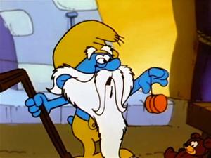 Grandpa Smurf