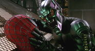 Spidey vs. GreenGoblin