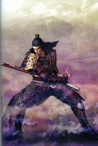 Zhou Tai - DW5