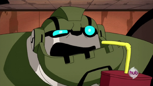 Bulkhead looked at the gas ad