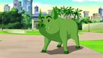 DCSG Beast Boy as Pig