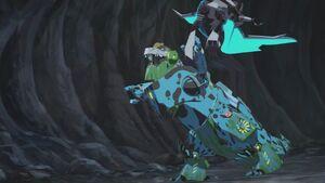 Grimlock VS Nightstrike