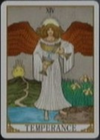 Lucia's Cards, Temperance
