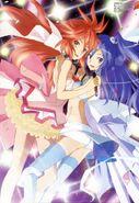 Tsubasa and Kanade