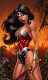 Wonder Woman Art com11 003748