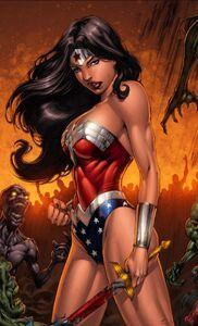 Wonder Woman Art com11 003748
