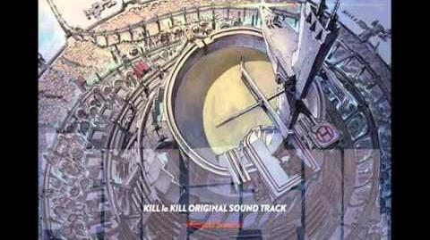 08 Suck your blood Kill la kill OST