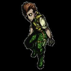 BIOHAZARD Clan Master - Brad Zombie