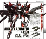 Full Metal ARX8 Laevatein (1)