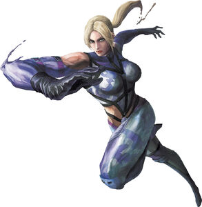 Nina Street Fighter X Tekken Offical Artwork